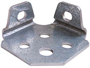 Stahlfuß verzinkt