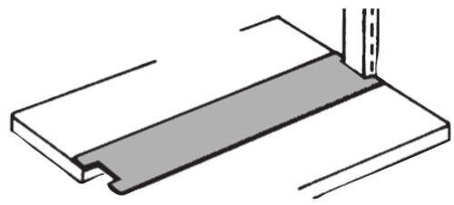 Überbrückung lichtgrau Serie K 70-BV