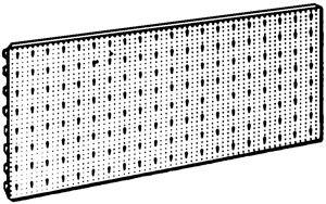 Stahl-Lochwand