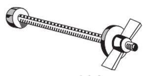 Verbindungsschrauben für Serie Libra