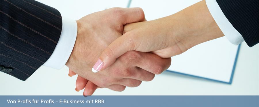 E-Business mit RBB