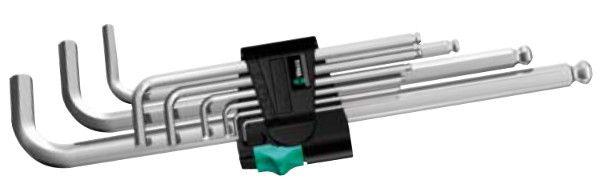 Wera Winkelschlüssel 9-teilig Hex-Plus, 1,5 10mm