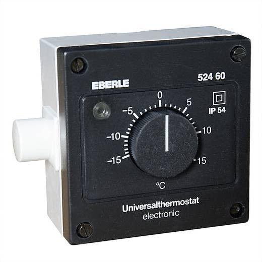 Thermostat spritzwassergeschützt