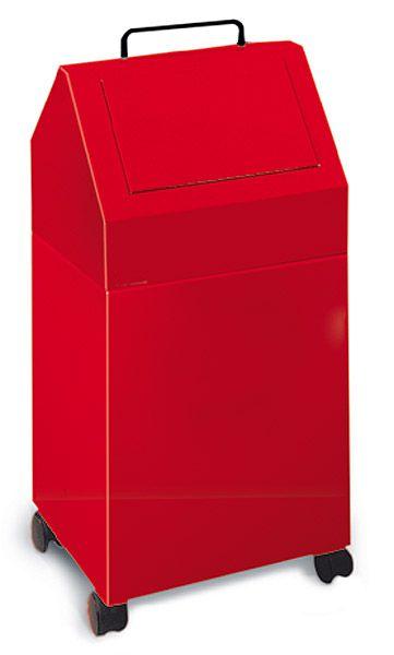 Wertstoffbehälter Serie 045, 45 Liter, fahrbar