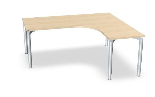 Assmann Winkel-Schreibtisch, Serie dataline-RA