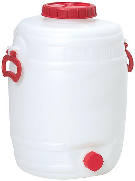 Rundfaß für 30 Liter Inhalt, ø330, H470mm
