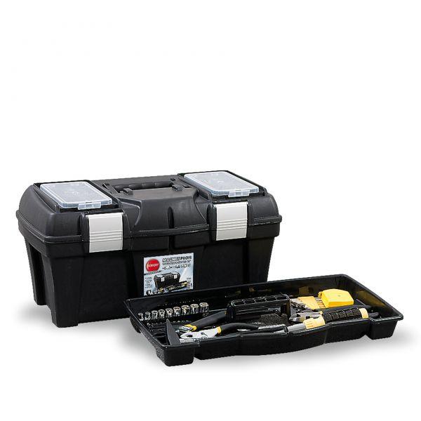 Werkzeugkoffer Magnus Classic Typ 2, anthrazit/grau, B550x240x250mm
