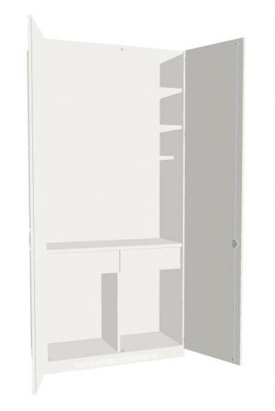 Kombischrank Pantry 1200x440x2320mm Serie dataline