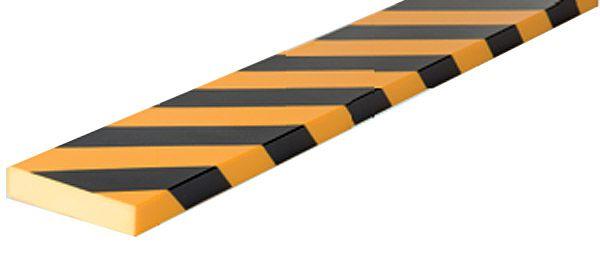 Warn- und Schutzprofil, Flächenschutz Typ F-2, selbstklebend