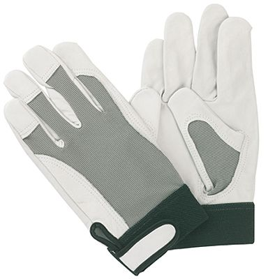 Paar Rind/Nappaleder-Handschuhe, OKUDA
