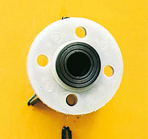 Flanschanschluss NW 50 DIN 2501-ND 10