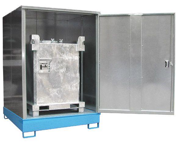 Gefahrstoff-Schrank Typ 3, B1475xT1490xH1800mm