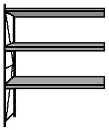 Großfach-Lager-Regal, Serie S500-GFH