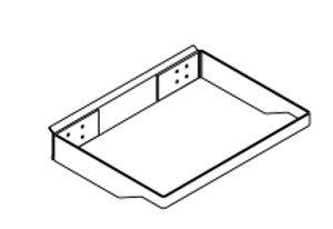 Stahlblech-Rahmen für Serien Solus/Multiwa