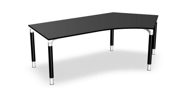 Kompakt-Schreibtisch rechts Serie dataline RQ