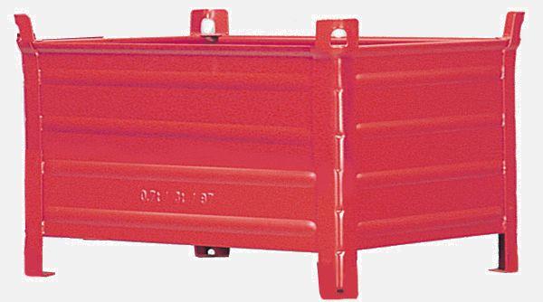 Stapelbehälter mit Kranösen, 1000x800x600mm
