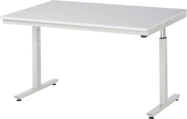 Werktisch mit Melamin-Platte, Serie adlatus 300
