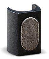 4 Kunststoff-Gleiter mit Filz
