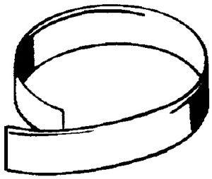 VE = 20 Stck. PVC-Einziehfolien