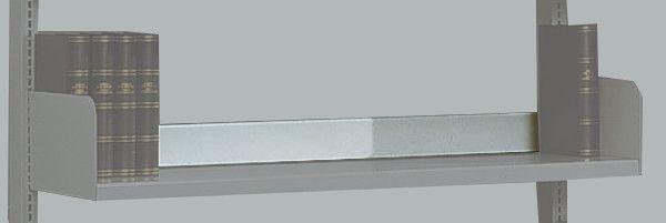 Abschlußleiste 1000mm lichtgrau Serie K 70-BV