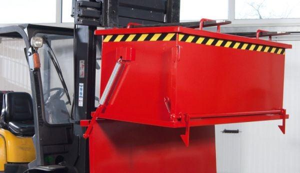Klappenbodenbehälter Tragkraft bis 1000 kg