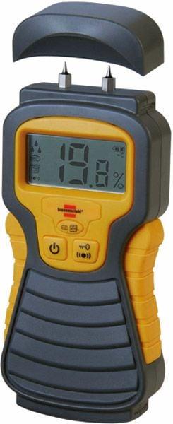 Feuchtigkeits-Detector MD, großes LCD-Display, seperates Batteriefach für 9 V Block