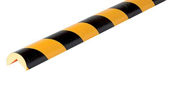 Warn- und Schutzprofil, Eckenschutz Typ E-2, selbstklebend