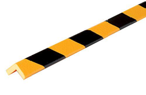 Warn- und Schutzprofil, Eckenschutz Typ E-6, selbstklebend
