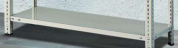 Stahlboden zusätzlich für Pendelhefter-Regal Serie SPR