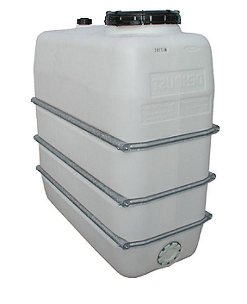 Raumspartank für 1500 Liter Inhalt, 1560x720x1640mm