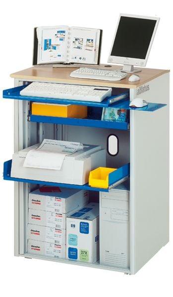 Computer-Station Typ 3 stationär