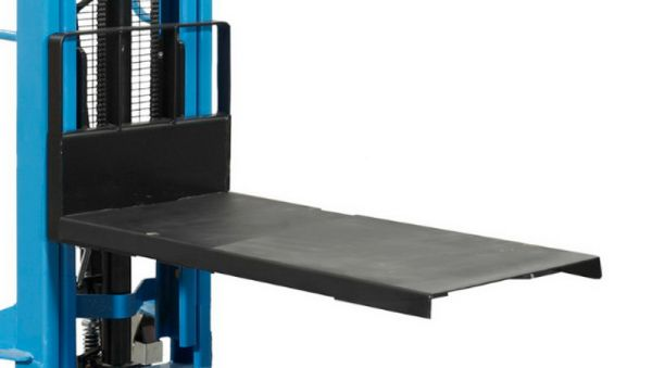 Plattform für Hydraulik-Stapler, B1150xT573mm, schwarz