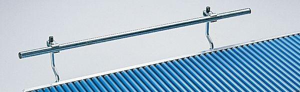 Stahlführungen einseitig 1m, Ø 25 mm