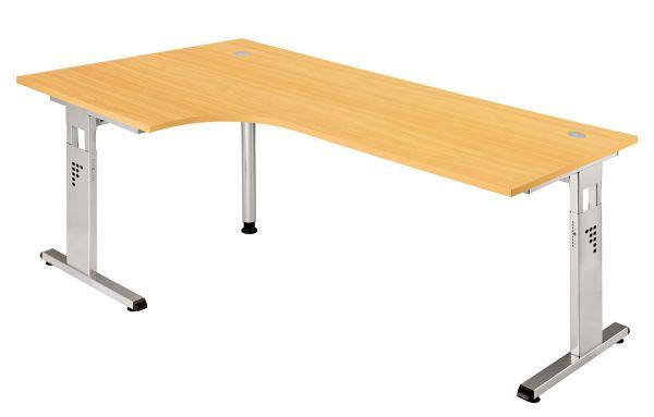 Winkel-Schreibtisch orgafix-CH
