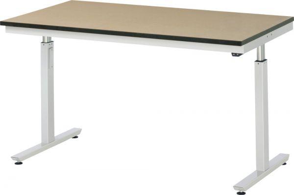Werktisch mit MDF-Platte, Serie adlatus 300