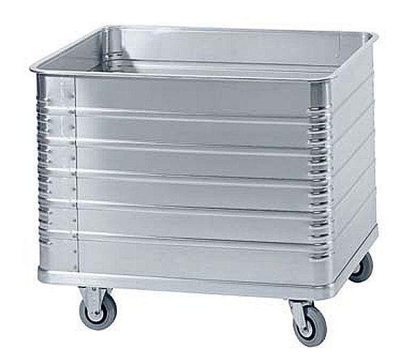 Aluminium-Kastenwagen 415 Liter