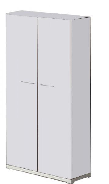Flügeltürenschrank mit Griffen, Collection Solus/Multiwa