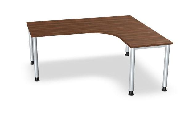 Winkel-Schreibtisch, Winkel rechts, Serie dataline