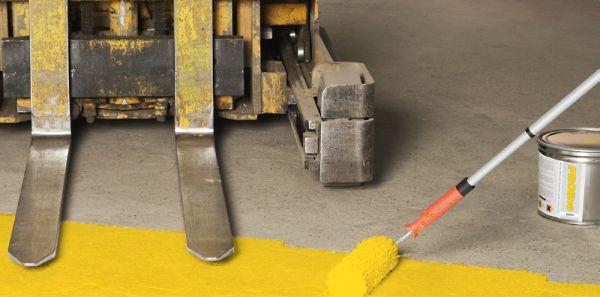 Antirutsch-Hallenmarkierfarbe PROline-paint