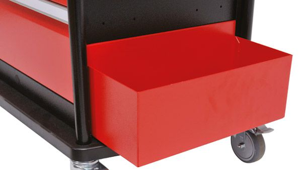 Abfallbehälter zur seitlichen Einhängung für Typ 10-13