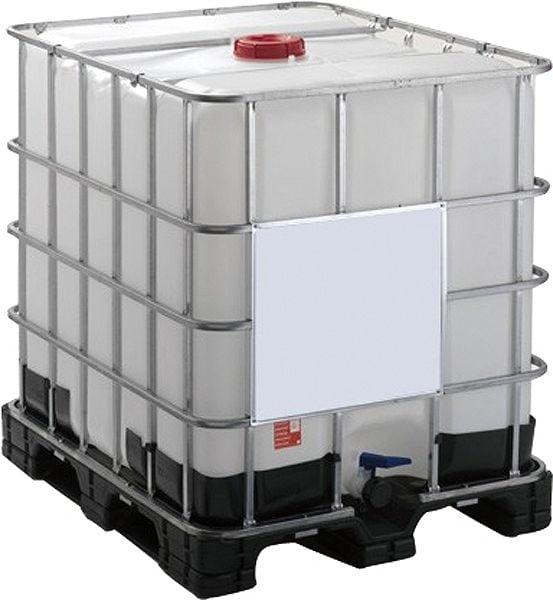 Container für 1000 Liter Inhalt, B1200 x T1000 x H1171mm