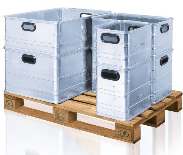Aluminium-Transportbox Serie U
