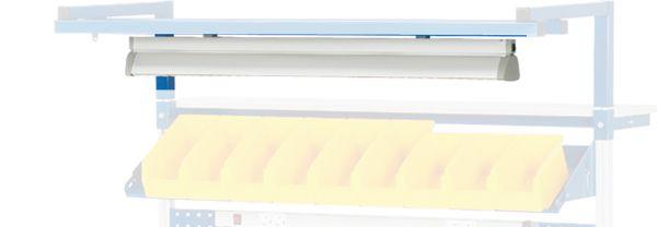 Beleuchtungsleiste mit Montageschiene