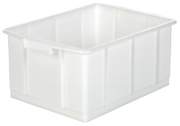 Muschelgriff-Stapelkasten, Inhalt 23 Liter