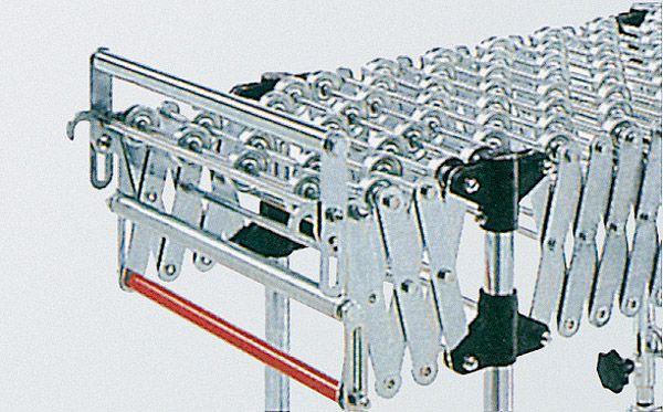 Endanschlag, klappbar, für 400mm Bahnbreite