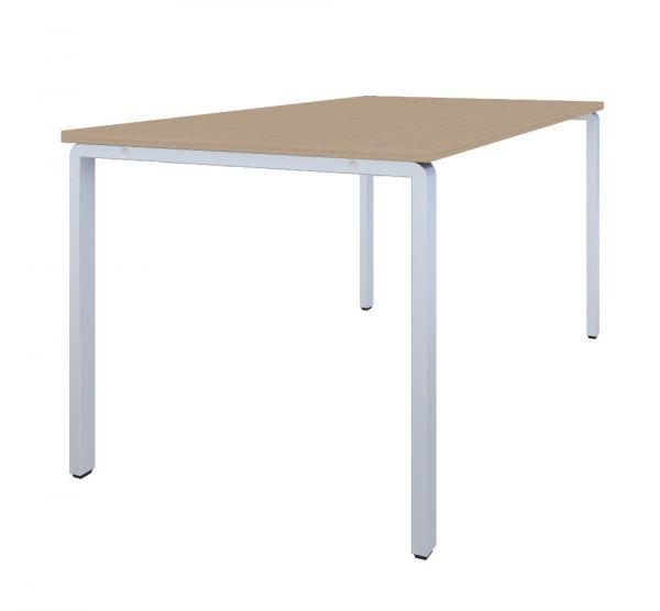 Gerätetisch mit Rechteck-Stahlprofilbeinen, Collection Multiwa