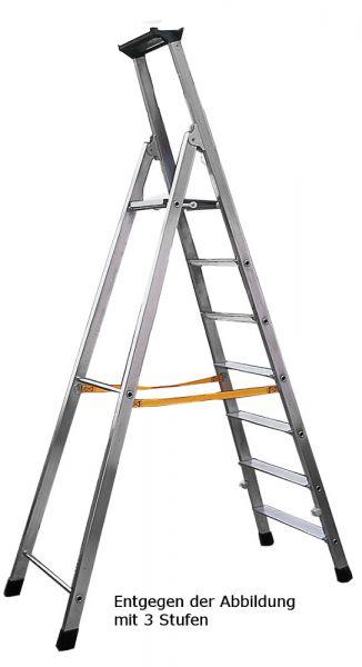 Industrie-Stufen-Stehleiter