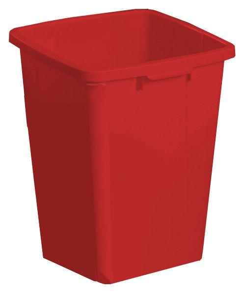 Universal-Behälter 90 Liter, ø oben 490x490mm, ø unten 360x360mm, Höhe 610mm