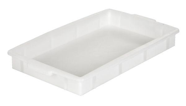 Muschelgriff-Stapelkasten, Inhalt 9 Liter