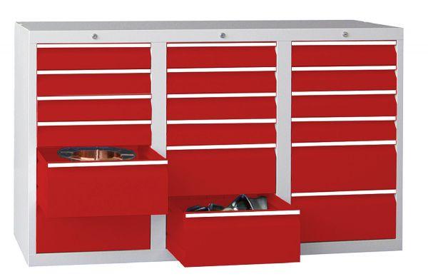 Schubladenschrank, 18 Schubladen,  Serie 501-15